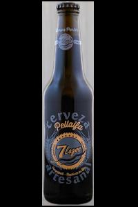 Cerveza 7 Lagos Porter botella
